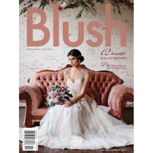 Blush Magazine Cover