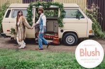 Blush Magazine Editorial Spread
